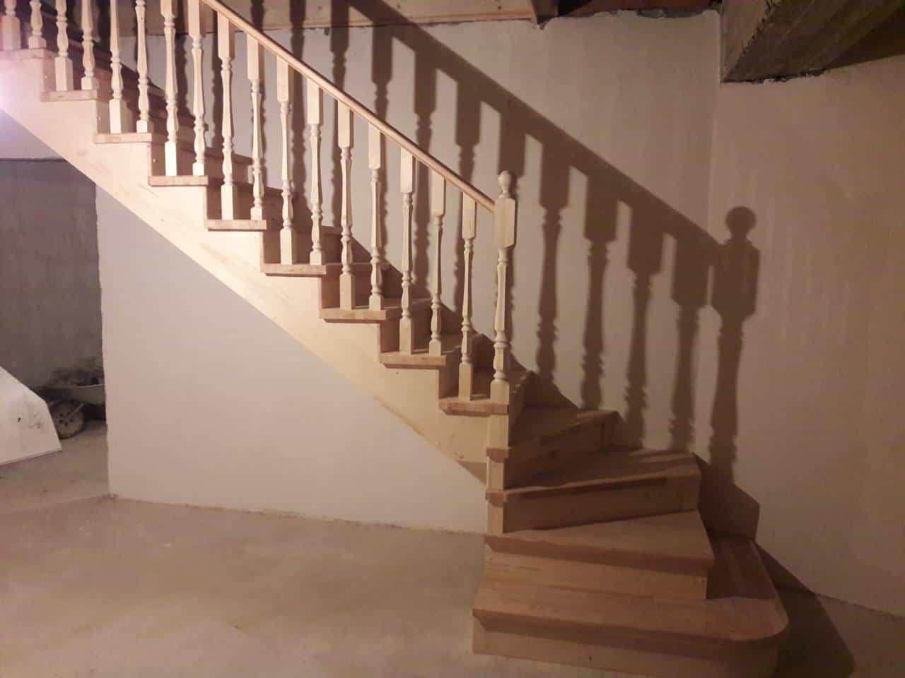 Лестницы на второй этаж - nnmoslestru