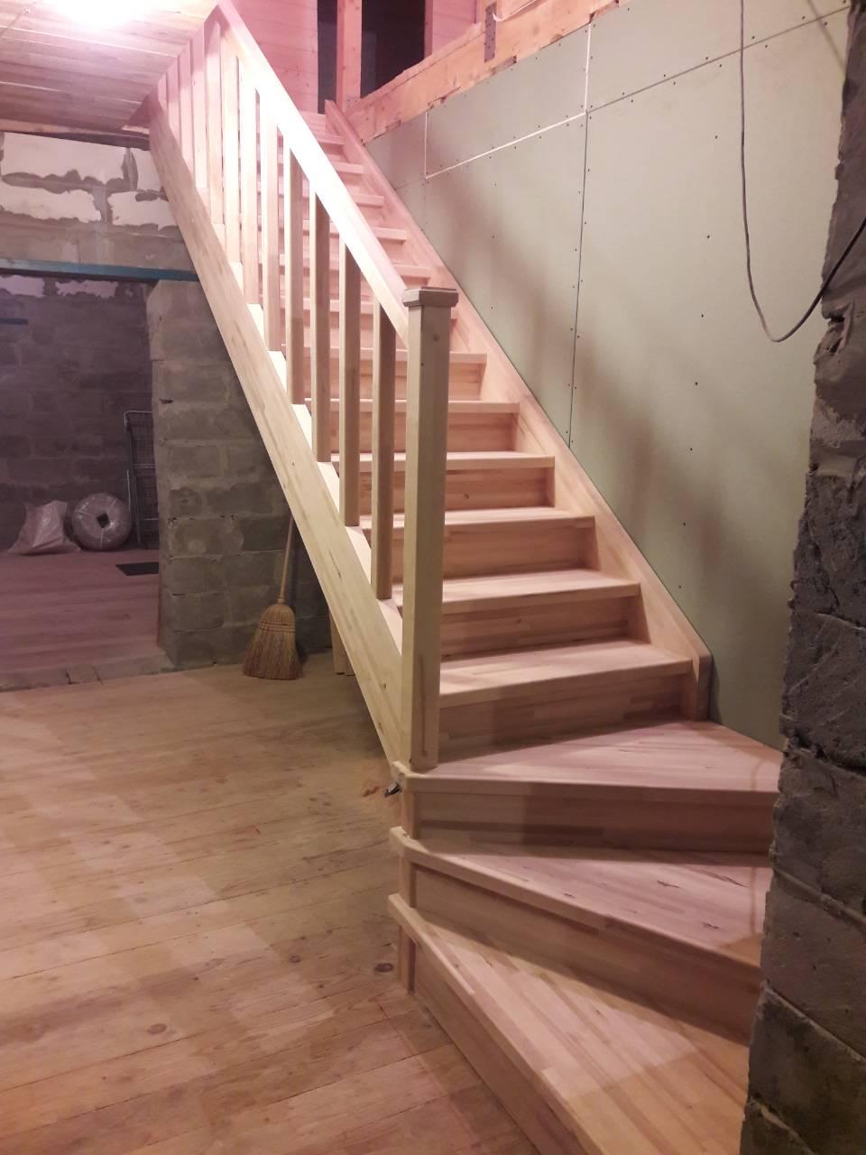 Деревянные лестницы Кострома - 100лестницрф
